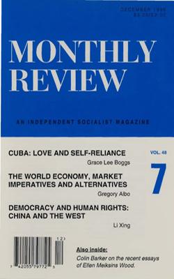 View Vol. 48, No. 7: December 1996