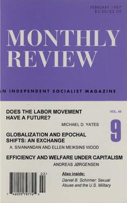 View Vol. 48, No. 9: February 1997