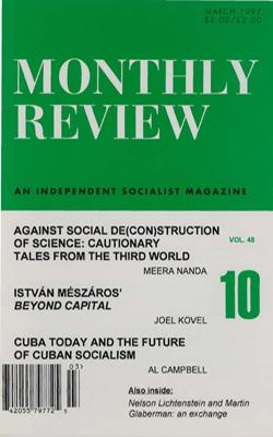View Vol. 48, No. 10: March 1997