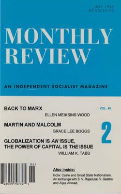 View Vol. 49, No. 2: June 1997