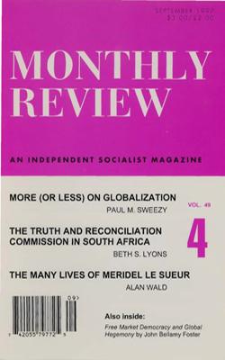 View Vol. 49, No. 4: September 1997