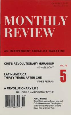View Vol. 49, No. 5: October 1997