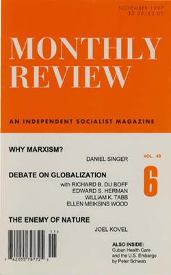 View Vol. 49, No. 6: November 1997