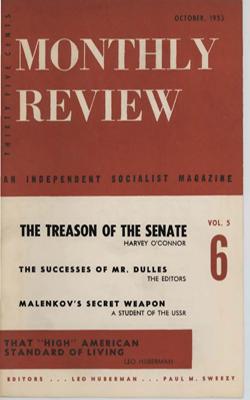 View Vol. 5, No. 6: October 1953