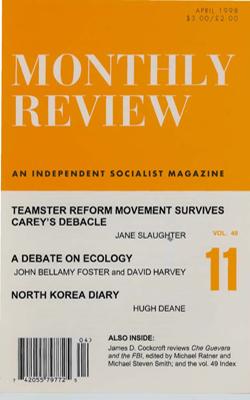 View Vol. 49, No. 11: April 1998