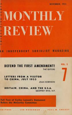 View Vol. 5, No. 7: November 1953