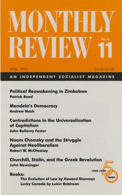 View Vol. 50, No. 11: April 1999