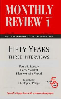 View Vol. 51, No. 1: May 1999