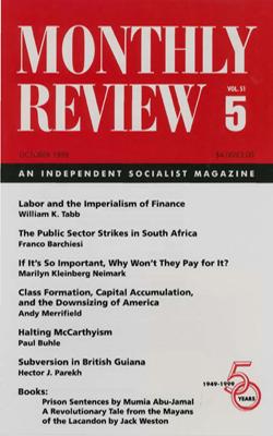 View Vol. 51, No. 5: October 1999