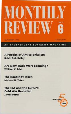 View Vol. 51, No. 6: November 1999