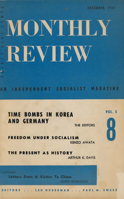 View Vol. 5, No. 8: December 1953