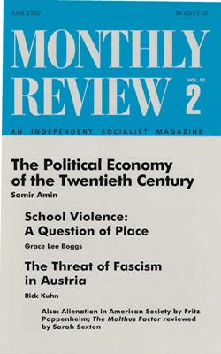 View Vol. 52, No. 2: June 2000
