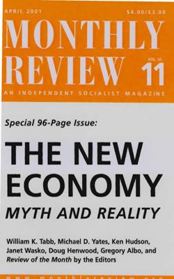 View Vol. 52, No. 11: April 2001