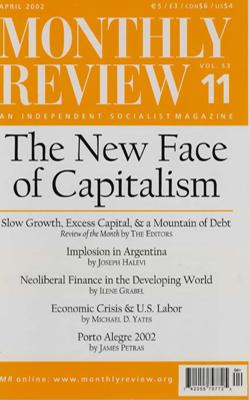 View Vol. 53, No. 11: April 2002