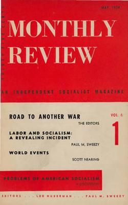 View Vol. 6, No. 1: May 1954