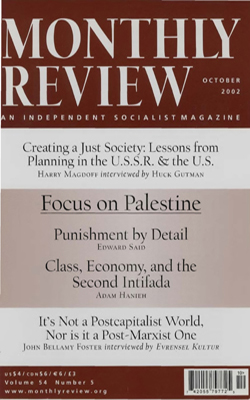 View Vol. 54, No. 5: October 2002