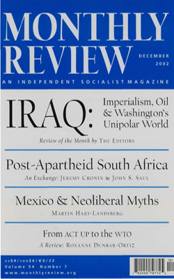 View Vol. 54, No. 7: December 2002