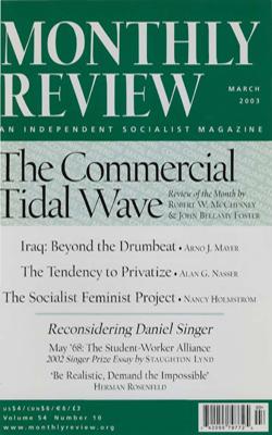 View Vol. 54, No. 10: March 2003