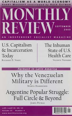 View Vol. 55, No. 4: August 2003