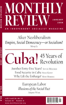 View Vol. 55, No. 8: January 2004