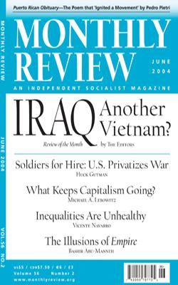 View Vol. 56, No. 2: June 2004
