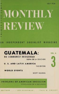 View Vol. 6, No. 3: July 1954