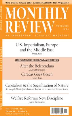 View Vol. 56, No. 6: November 2004