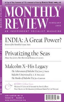 View Vol. 56, No. 9: February 2005