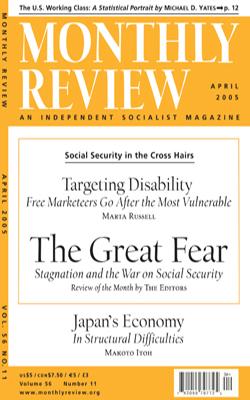 View Vol. 56, No. 11: April 2005