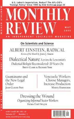 View Vol. 57, No. 1: May 2005