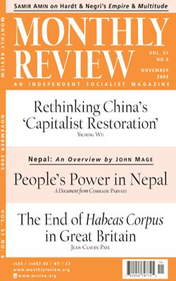 View Vol. 57, No. 6: November 2005