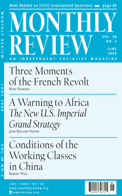 View Vol. 58, No. 2: June 2006