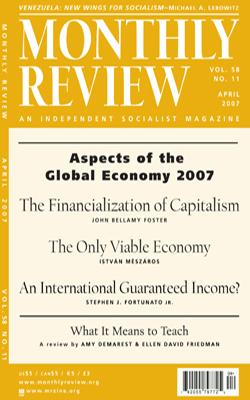 View Vol. 58, No. 11: April 2007