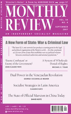 View Vol. 59, No. 4: September 2007