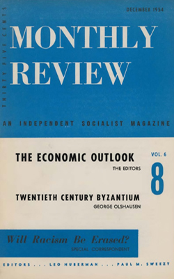 View Vol. 6, No. 8: December 1954
