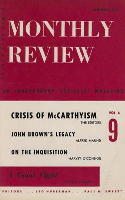 View Vol. 6, No. 9: January 1955