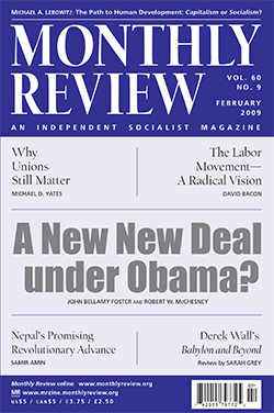 View Vol. 60, No. 9: February 2009