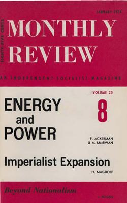 View Vol. 25, No. 8: January 1974