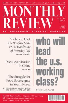 View Vol. 65, No. 1: May 2013