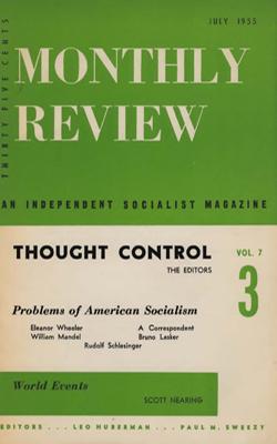 View Vol. 7, No. 3: July 1955