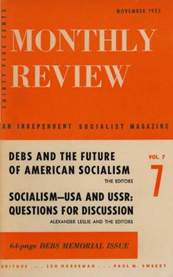 View Vol. 7, No. 7: November 1955