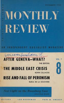 View Vol. 7, No. 8: December 1955