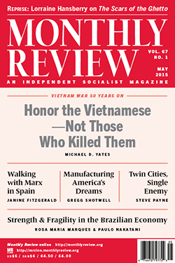 View Vol. 67, No. 1: May 2015