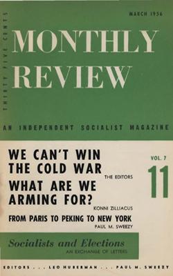 View Vol. 7, No. 11: March 1956
