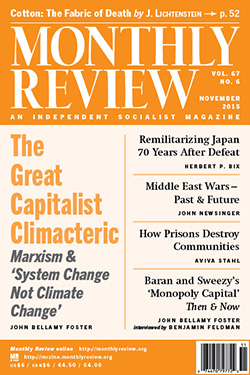 View Vol. 67, No. 6: November 2015