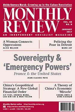 View Vol. 68, No. 8: January 2017