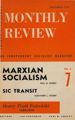 View Vol. 8, No. 7: November 1956